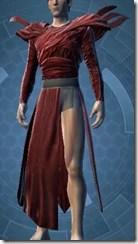 Dathomir Shaman Male Robes