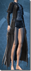 Ghostly Magus Female Robes