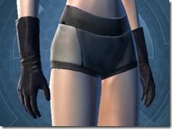 Jarael Female Gloves