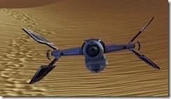 Model M-7 Razorwire - Back