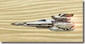 Model Spearpoint - Side
