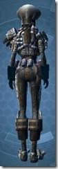 Savage Hunter - Female Back