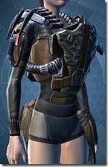 Savage Hunter Female Chestguard