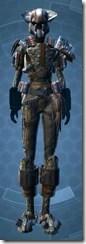 Savage Hunter - Female Front