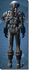Savage Hunter - Male Back