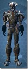 Savage Hunter - Male Front