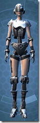 Series 617 Cybernetic - Female Front