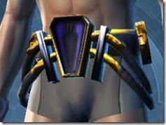 Spcetre Male Belt