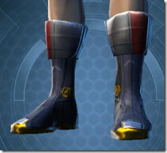 Spcetre Male Boots