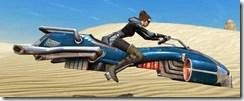Tobus Alderaan Cruiser - Clipping
