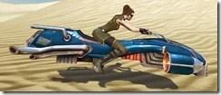 Tobus Alderaan Cruiser - Side