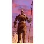 Yavin Guard with Spear