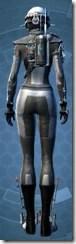 Alliance Agent - Female Back