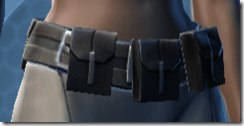 Alliance Agent Female Belt