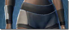 Alliance Agent Female Bracers