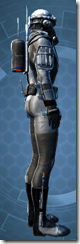 Alliance Agent - Male Right