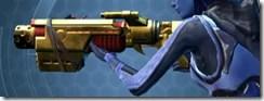 Alliance Blaster Rifle - Left