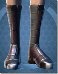 Alliance Consular Female Boots