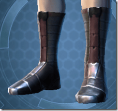 Alliance Consular Male Boots