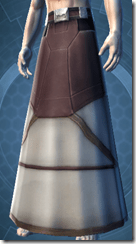 Alliance Consular Male Lower Robe