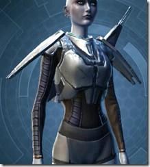 Alliance Hunter Female Bodt Armor