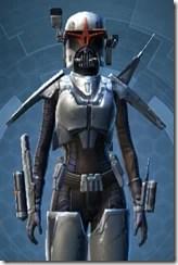 Alliance Hunter - Female Close