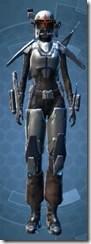 Alliance Hunter - Female Front