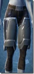 Alliance Hunter Female Legplates
