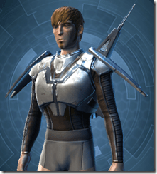 Alliance Hunter Male Body Armor