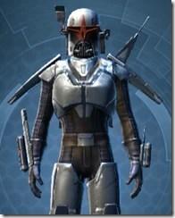 Alliance Hunter - Male Close