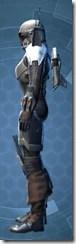 Alliance Hunter - Male Left