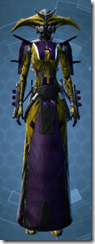 Alliance Inquisitor Dyed