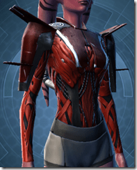 Alliance Inquisitor Female Robe
