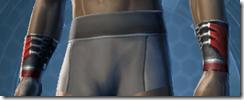 Alliance Inquisitor Male Bracers