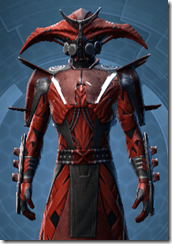 Alliance Inquisitor - Male Close