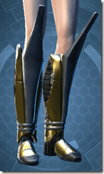 Alliance Knight Female Boots