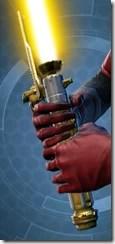 Alliance Lightsaber - Front