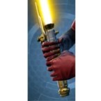 Alliance Force-healer / Force-lord Lightsaber*