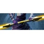 Alliance Duelist / Force-lord Saberstaff*
