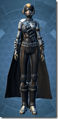 Alliance Smuggler - Female Front