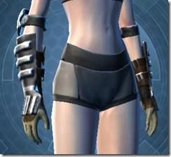 Alliance Smuggler Female Gloves