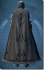 Alliance Smuggler - Male Back