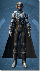 Alliance Smuggler - Male Front