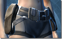 Alliance Trooper Female Belt