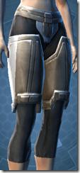 Alliance Trooper Female Greaves