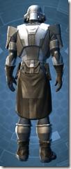 Alliance Trooper - Male Back