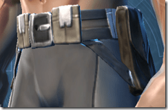 Alliance Trooper Male Belt
