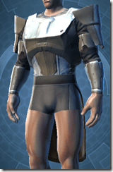 Alliance Trooper Male Chestguard