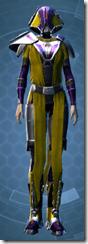 Alliance Warrior Dyed