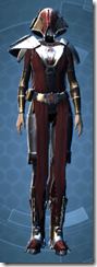 Alliance Warrior - Female Front